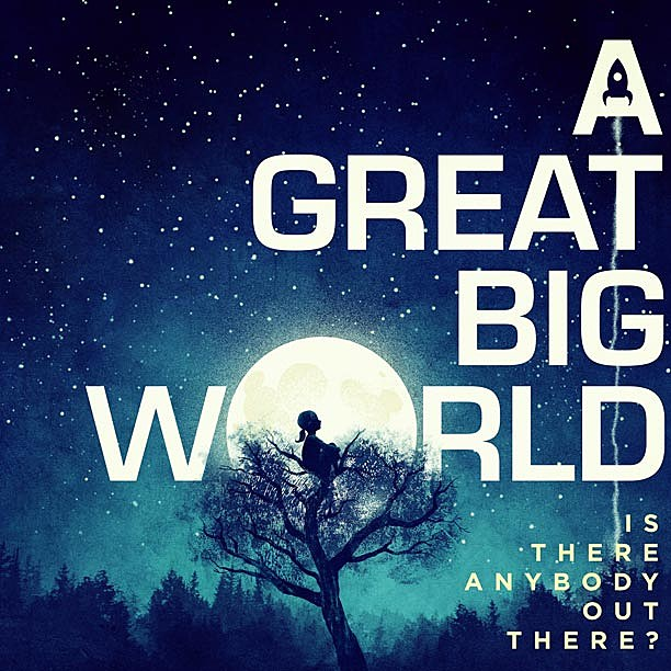 A Great Big World Album Cover
