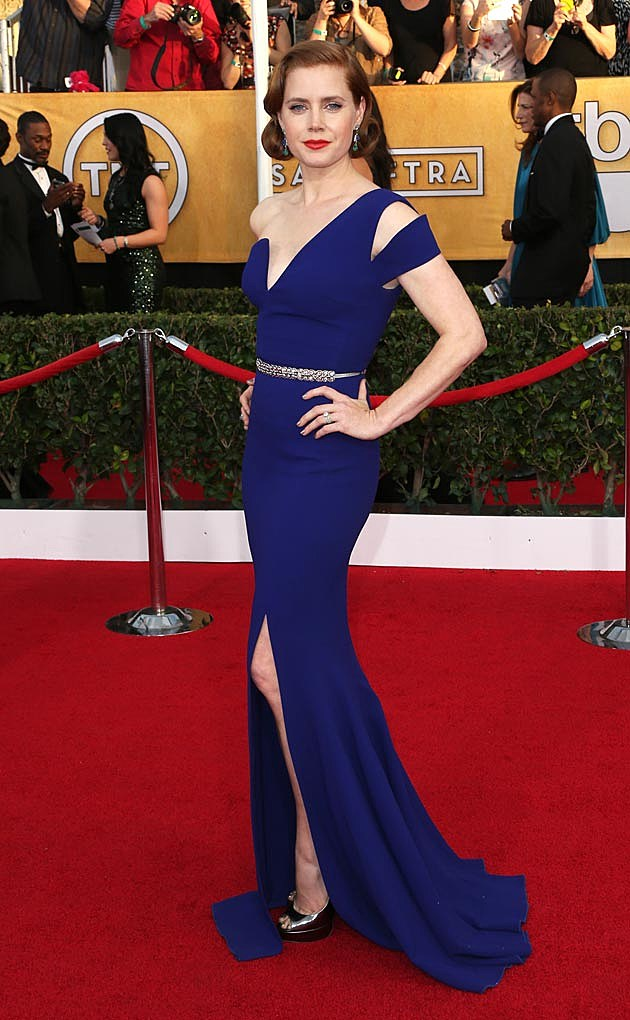 Amy Adams 2014 SAG Awards Antonio Berardi
