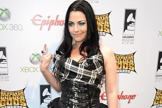 Amy Lee Evanescence Pregnant