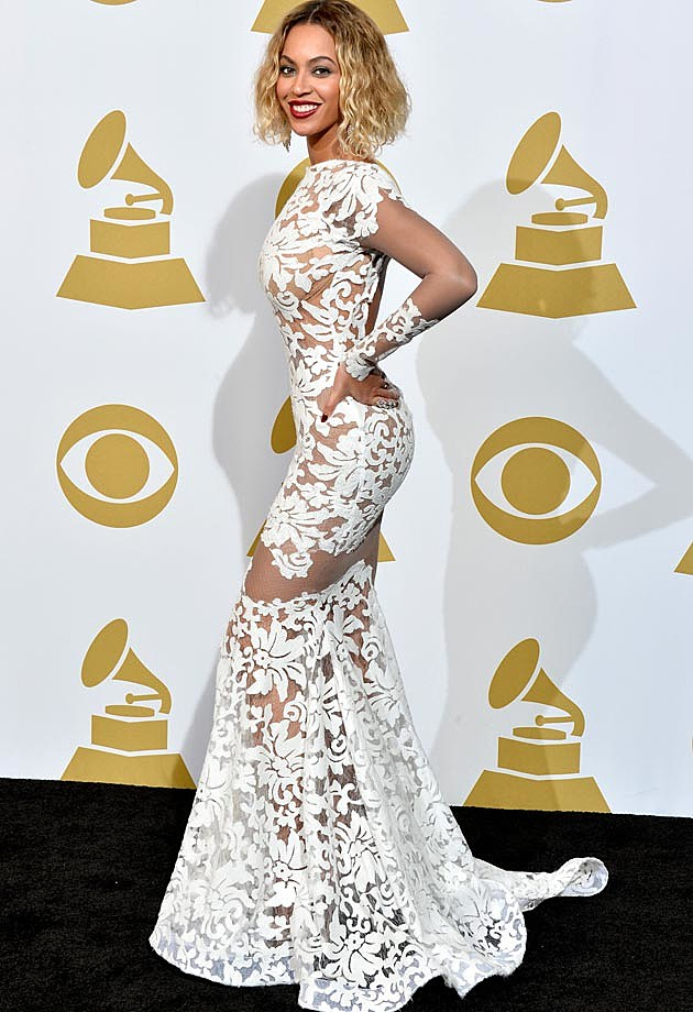 Beyonce Grammys Michael Costello Side