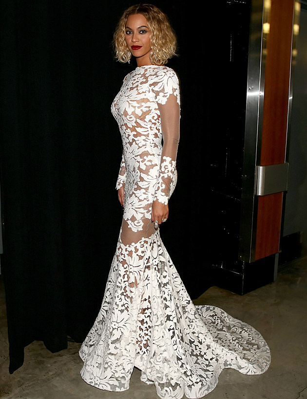 Beyonce Grammys Dress