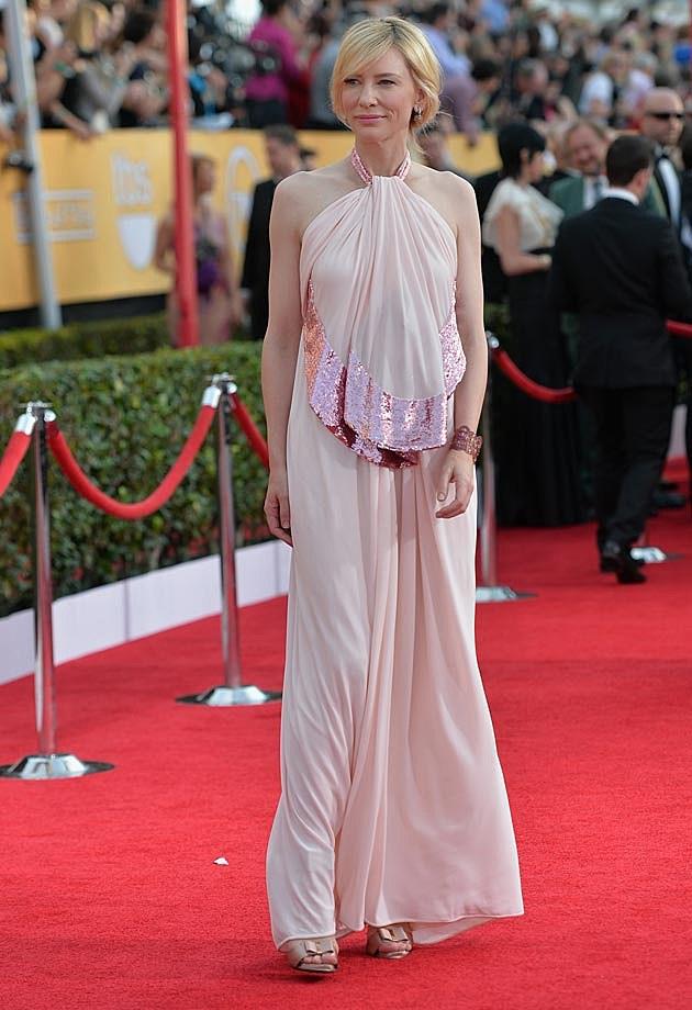 Cate Blanchett 2014 SAG Awards Givenchy