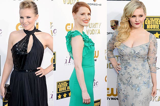 2014 Critics Choice Red Carpet Photos