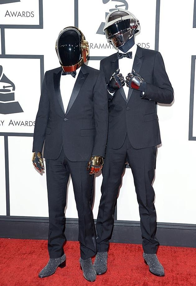 Daft Punk 2014 Grammys