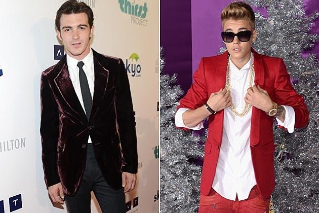 Drake Bell Justin Bieber