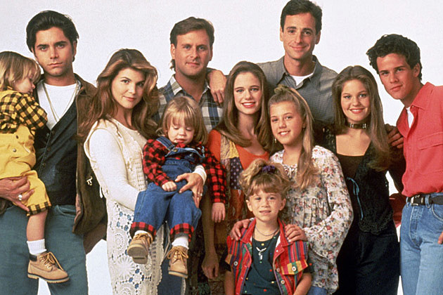 Then + Now: The Cast of 'Full House' Full House Cast Then And Now 2014