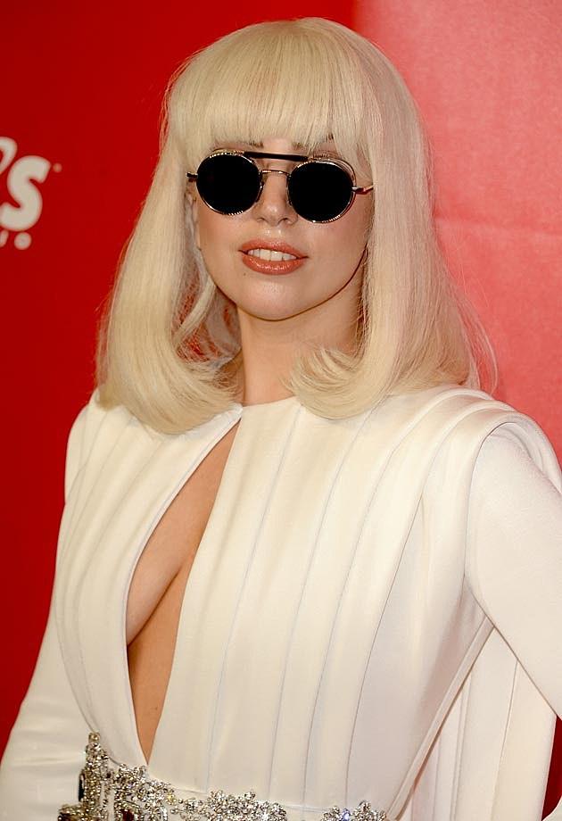 Lady Gaga Sideboob MusiCares