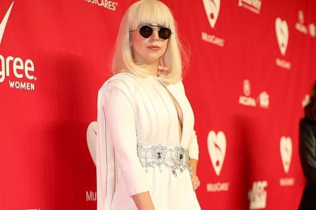Lady Gaga MusiCares