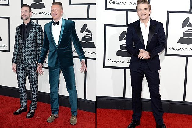 Hottest Men 2014 Grammys