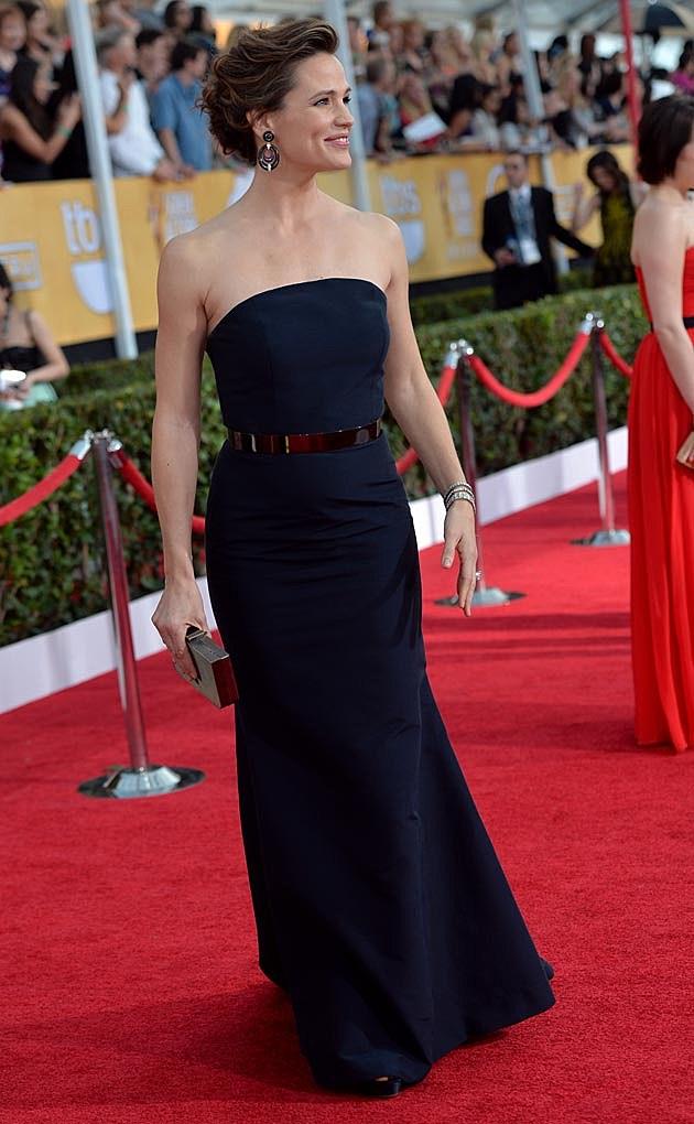 Jennifer Garner 2014 SAG Awards Max Mara