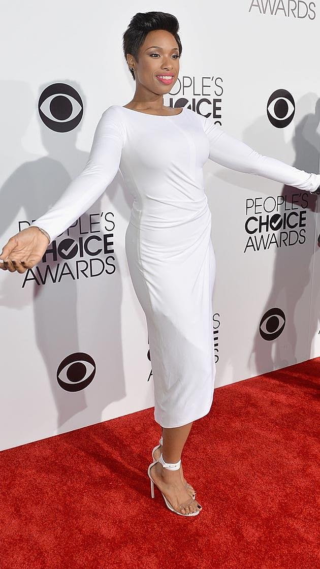 Jennifer Hudson 2014 PCAs
