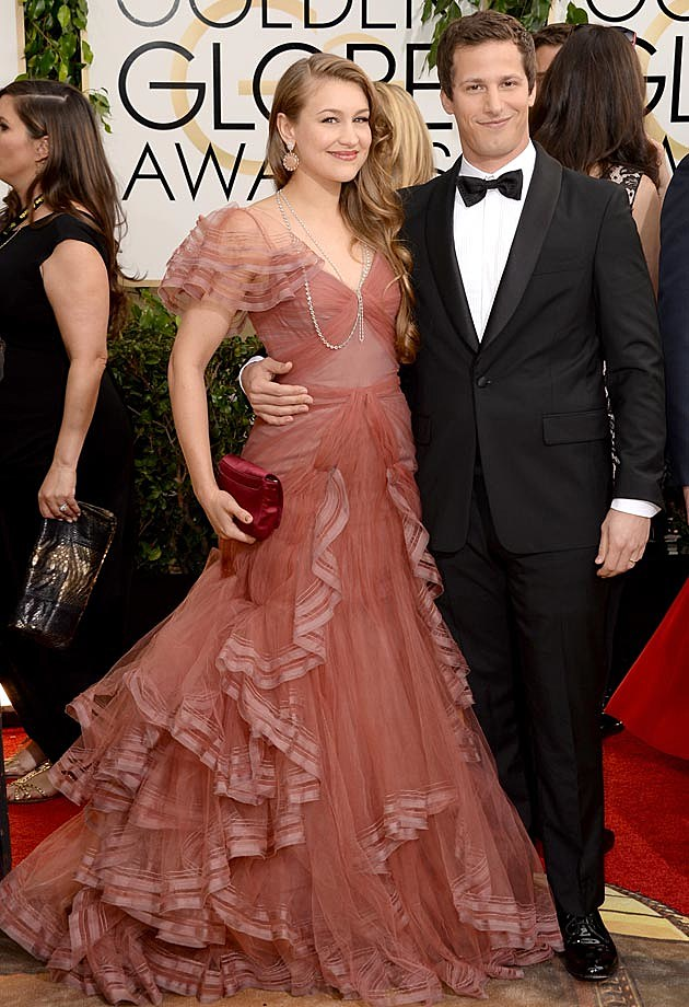 Joanna Newsom 2014 Golden Globes