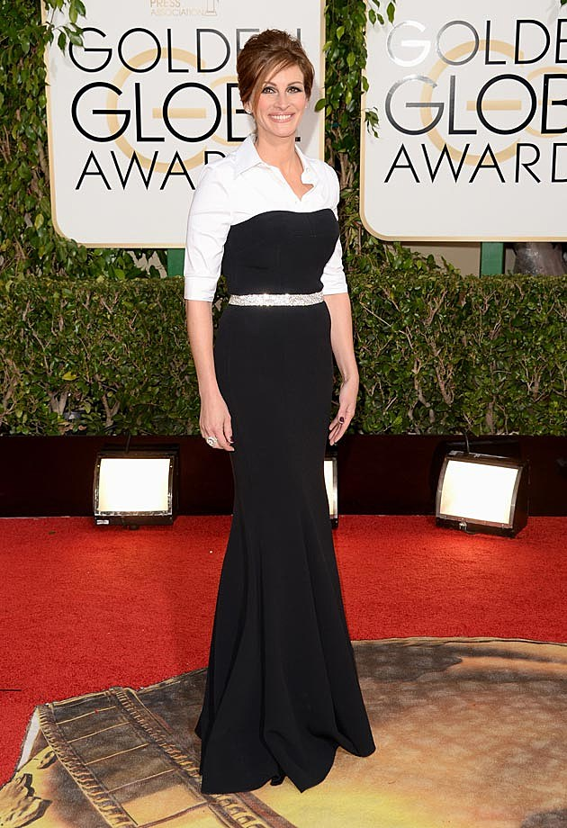 Julia Roberts 2014 Golden Globes