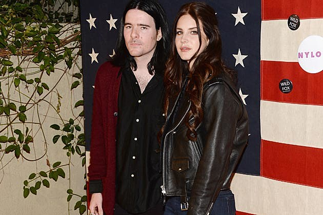 Lana Del Rey Barrie-James O'Neill Engaged