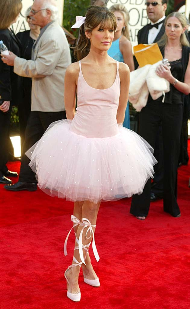 Lara Flynn Boyle David Cardona Ballerina 2003