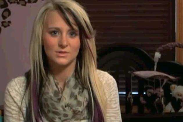 Leah Messer Calvert Daughter Muscular Dystrophy