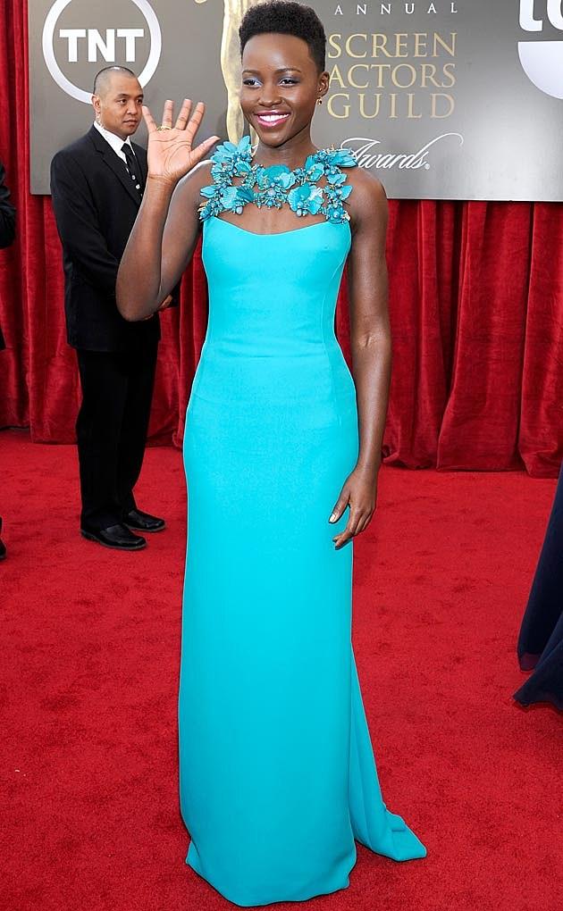 Lupita Nyong'o  2014 SAGs