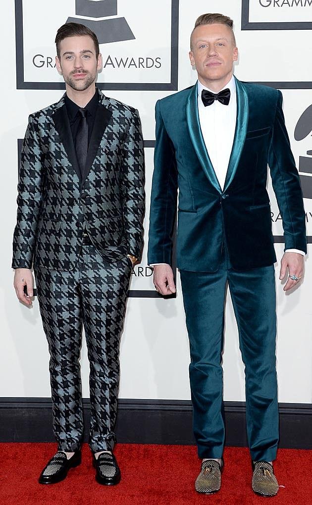 Macklemore RyanLewis 2014 Grammys