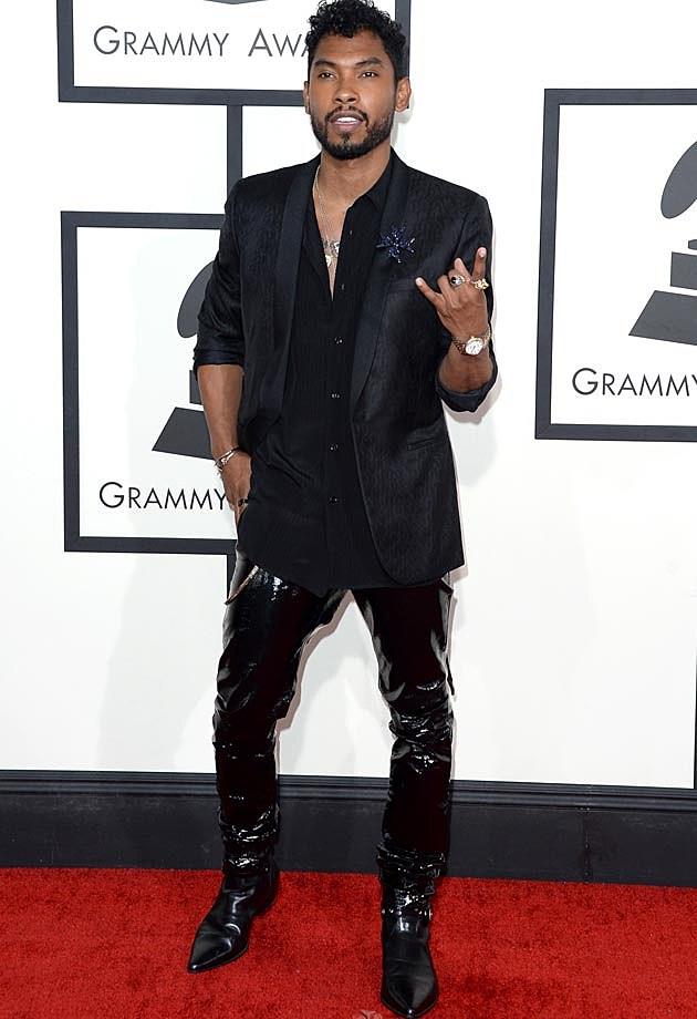 Miguel 2014 Grammys