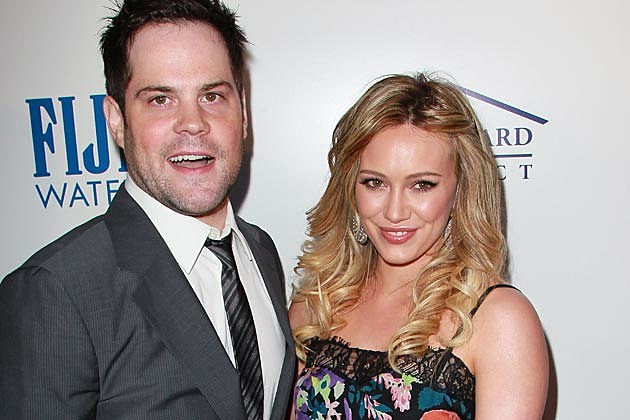 Mike Comrie Hilary Duff Spark