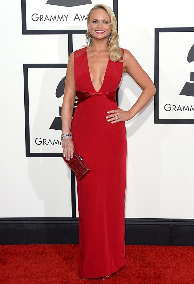 Miranda Lambert Pamella Roland 2014 Grammys