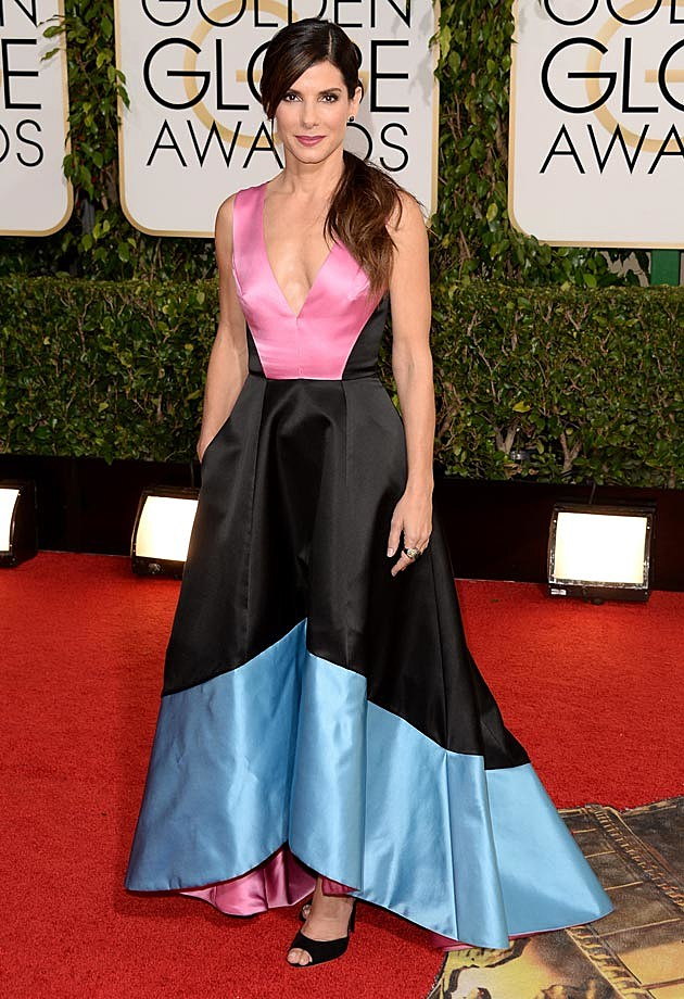 Sandra Bullock 2014 Golden Globes