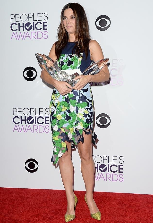 Sandra Bullock 2014 PCAs