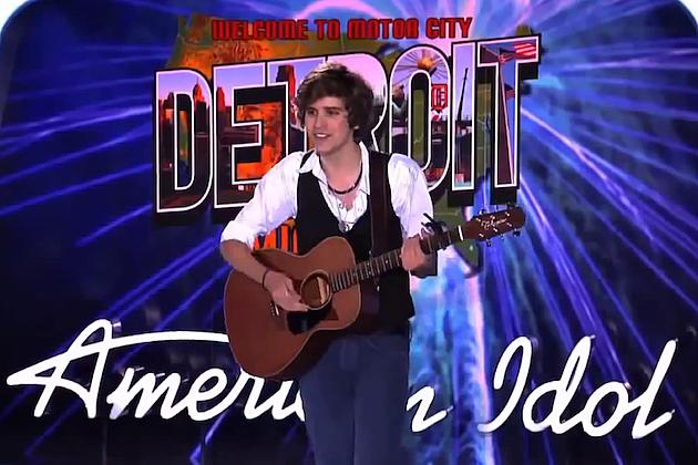 Ethan Harris 'American Idol'