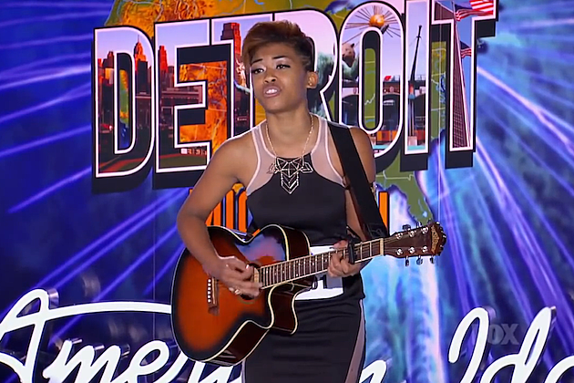 Marrialle Sellars 'American Idol'
