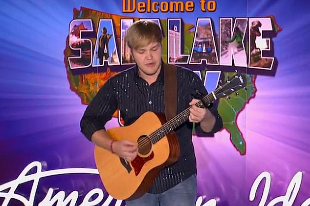 Casey Thrasher 'American Idol'