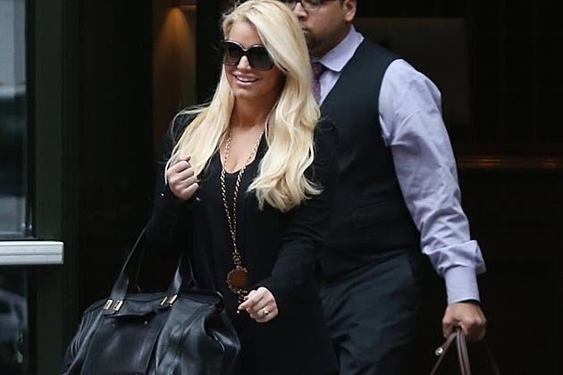 Jessica Simpson Joins Instagram