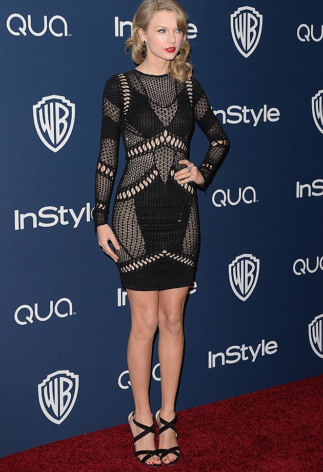 Taylor Swift 2014 Golden Globes After Party