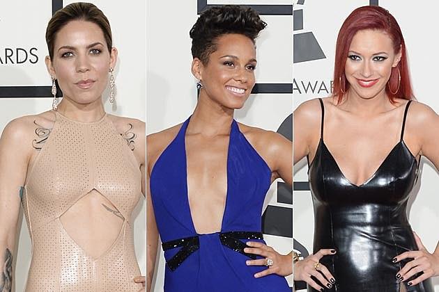 Worst Dressed 2014 Grammys