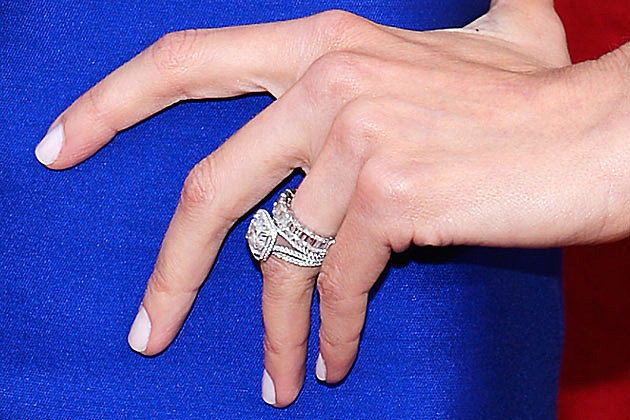 celebrity engagement rings see hollywoods brightest bling - Giuliana Rancic Wedding Ring