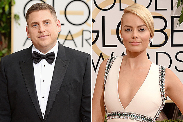 Jonah Hill, Margot Robbie