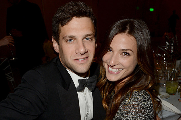 justin-bartha-lia-smith-married Justin Bartha Lia Smith LOS ANGELES, CA - JANUARY 12: Actor Justin Bartha (L) and Lia Smith attend The Art of Elysium's 6th Annual HEAVEN Gala After Party presented by Audi at 2nd Street Tunnel on January 12, 2013 in Los Angeles, California. (Photo by Jason Merritt/Getty Images for Art of Elysium)