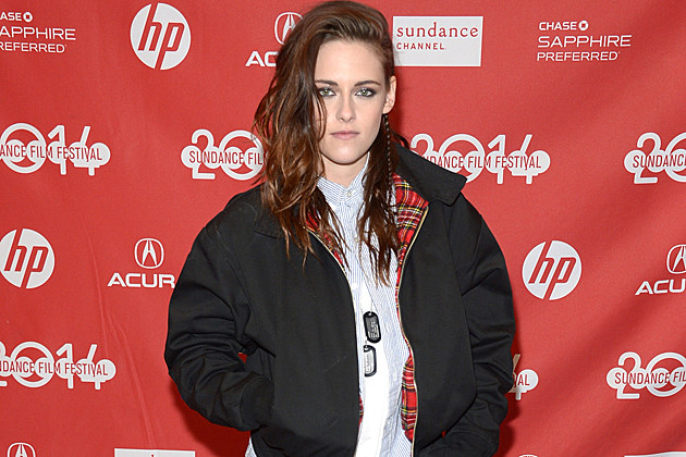 PARK CITY, UT - JANUARY 17: Actress Kristen Stewart attends the 'Camp X-Ray' premiere at Eccles Center Theatre during the 2014 Sundance Film Festival on January 17, 2014 in Park City, Utah. (Photo by Michael Loccisano/Getty Images for Sundance Film Festival)