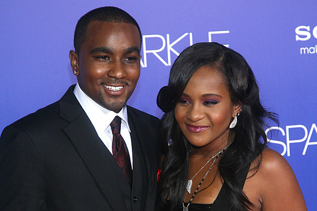 Is bobbi kristina dating her adopted brother