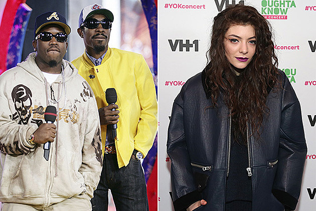 OutKast, Lorde