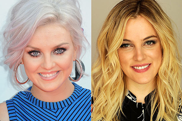 Perrie Edwards Riley Keough