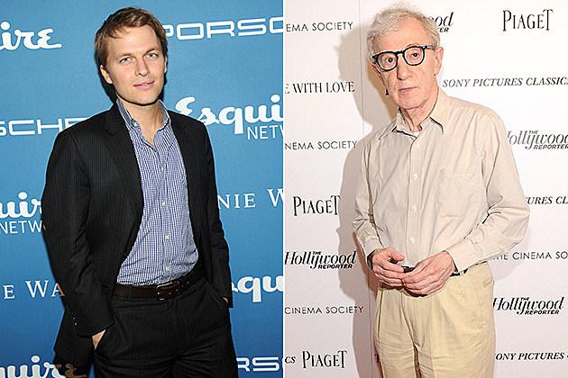 Ronan Farrow, Woody Allen