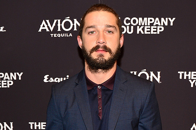 shia-labeouf NEW YORK, NY - APRIL 01: Actor Shia LaBeouf attends 'The Company You Keep' New York Premiere at The Museum of Modern Art on April 1, 2013 in New York City. (Photo by Larry Busacca/Getty Images)