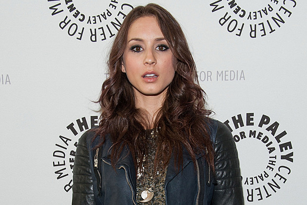 BEVERLY HILLS, CA - JUNE 10: Troian Bellisario attends The Paley Center For Media Presents An Evening With 'Pretty Little Liars' at The Paley Center for Media on June 10, 2013 in Beverly Hills, California. (Photo by Valerie Macon/Getty Images)