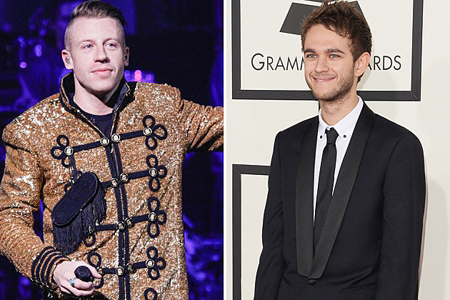 Macklemore Zedd 2014 Grammy Winners