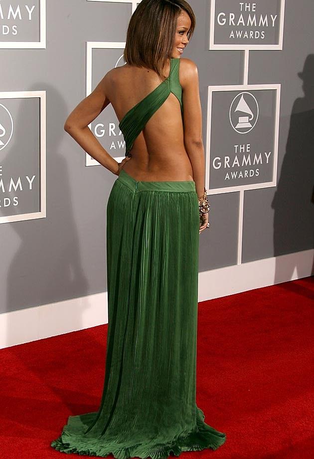 Rihanna Red Carpet 2007