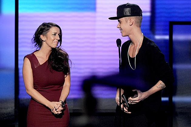 Justin Bieber Pattie Mallette