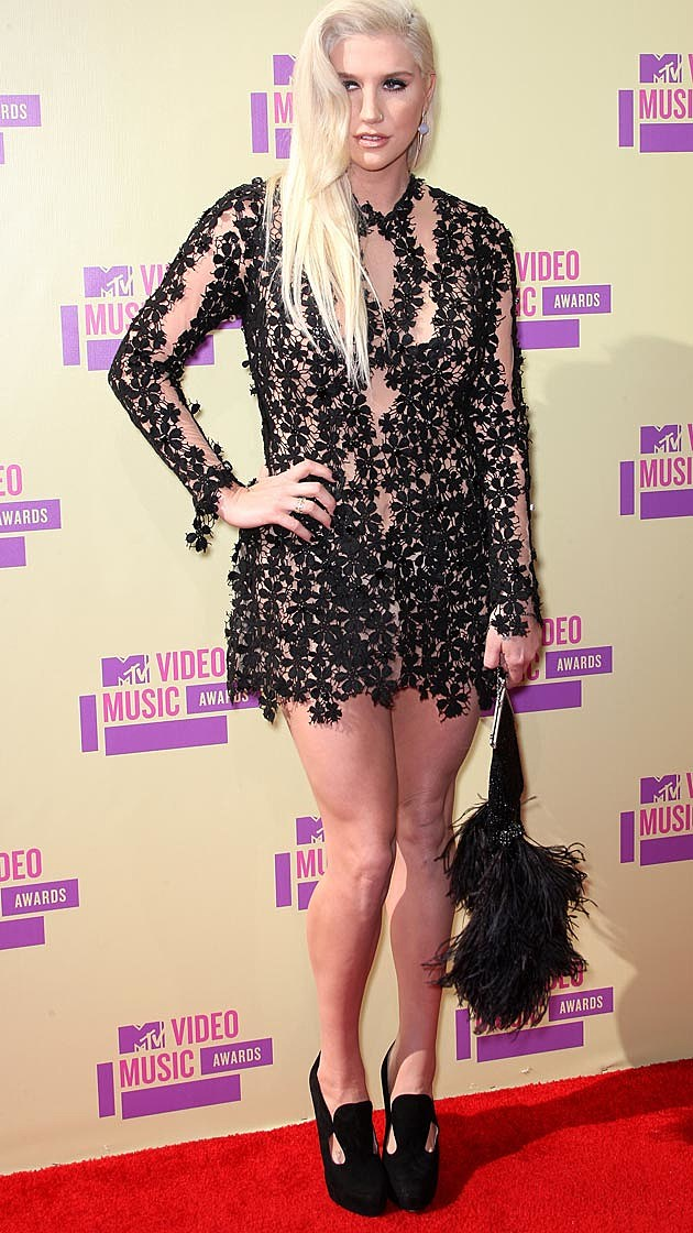 Kesha Black Lace