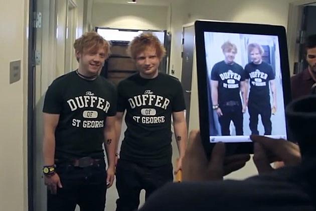 Ed Sheeran Rupert Grint