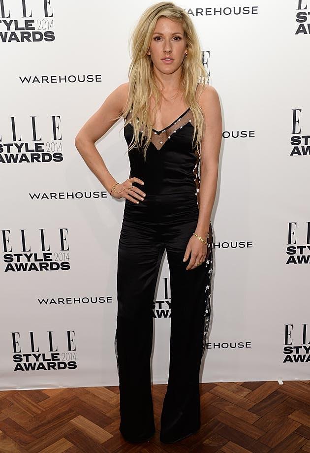 Ellie Goulding ELLE Style Awards 2014