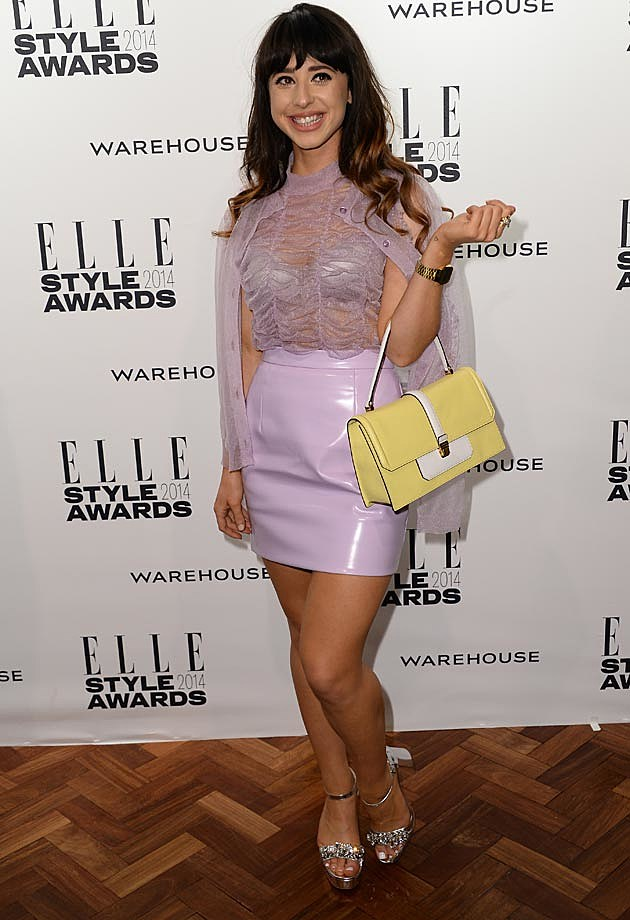 Foxes 2014 ELLE Style Awards